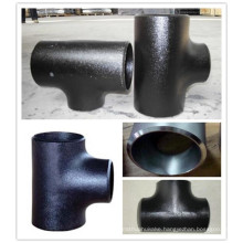 Low price 45 degree standard lateral reducing tee pipe fitting