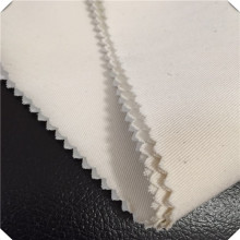 CVC 60/40 Grey Woven Twill Fabric For Garment