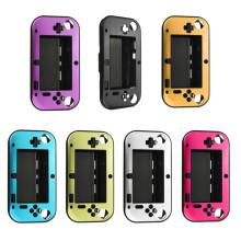 Coque de protection de boîte en aluminium en métal dur anti-choc pour Nintendo Wii U Gamepad