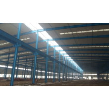 steel structure prefabricated greenhouse