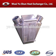 Aluminum Brazed Bar and Plate Water to Air Intercooler for JetSki