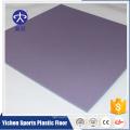 Sports plastic durable pvc badminton flooring mat roll