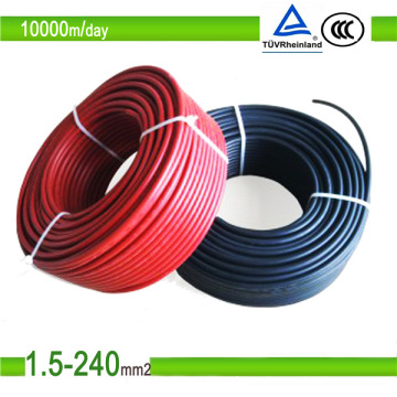 Pvf1-F PV Solar Cable 4mm 6mm 10mm 16mm 25mm 35mm