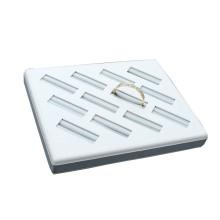 12 Slot en cuir Bangle Die Cut Display Tray Wholesale (TY-12BL-SW)