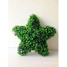 Nouveau produit Herbe artificielle à cinq branches