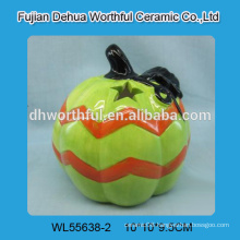 Best selling ceramic pumpkin for 2016 halloween holiday