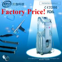 Bio + Photon + Détergent à vide Detoxin + Pulvérisateur d'oxygène + Machine d'injection d'oxygène (G228A)
