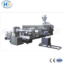 Small Two Stage Recycled Plastic PE Pelletizer Extruder Machine Line