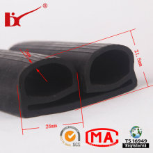 China High Technology Extrusion Rubber Sealing Gasket Products