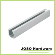 Porta corrediça de montagem superior de hardware de porta de vidro de porta (AL106)