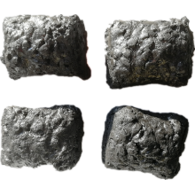 Self-baking Electrode Paste briquettes for Copper smelting furnaces