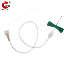 Disposable Butterfly IV Catheter Scalp Vein Set