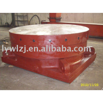 Rotating Table for Forging Press
