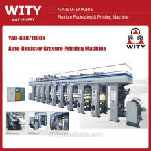 2015 Auto Register Máquina de impresión por rayado precio