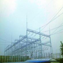 Arquitectura de subestaciones de tubos de acero de 500 Kv