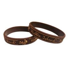 Manufacturer Rubber Wristband Silicone Luminous Wrist Band