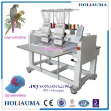 HO1501C Matériel de machines à broder à deux têtes avec 15 aiguilles