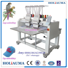 HO1501C Two head embroidery machinery equipment with 15 needle