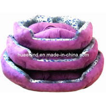 Three Size Comfortable Cheep Dog Bed Pet Plush Pet Bed