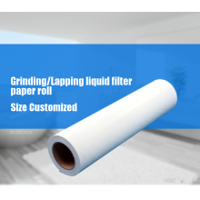 Grinder oil Grinder fluid filter paper roll