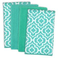 Microfiber Cleaning Warp Knitting Towel