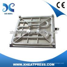 Movable Electric Casting Aluminium Heizplatte für Hitzepresse Maschine