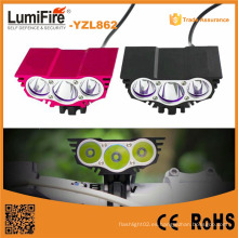 Yzl862 Super Power Xml T6 LED bicicleta accesorios 2015 Bike Light Front bicicleta lámpara
