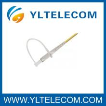DIN fibra óptica cabo Patch roscada SM de mecanismo de acoplamento ou MM disponível
