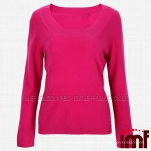 2014 Nuevos suéteres de lana de cachemira fina