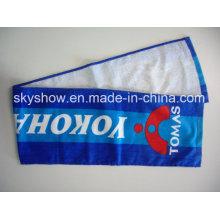 Полотенце для гольфа печатных велюровый для взрослых