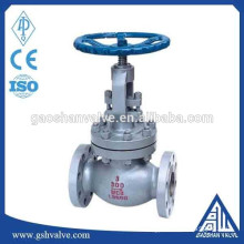 carbon steel ansi standard globe valve class300