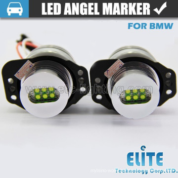 High power E90 30W angel eyes led Auto parts 5 series