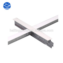 Galvanized steel t bar ceiling grid