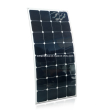 High Efficiency Bendable Solar Module, Semi-Flexible Module