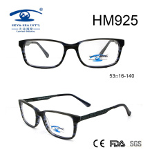 Italy Design Best Quality Acetate Optical Eyewear Eyeglasses (HM925)