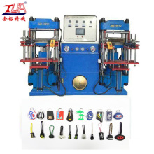 Silicone Zipper Head Double Head Hydraulic Press