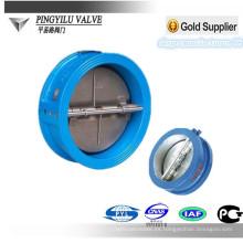 Válvula de retención de resorte de hierro fundido