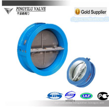 cast iron spring loaded check valve