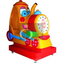 Kiddie Ride, детский автомобиль (мультфильм поезд)