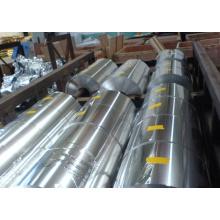 Bobine d'aluminium utilisée pour la production de feuilles et de bandes d'aluminium