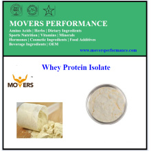 ¡Gran venta! ! ! De buena calidad Proteína de suero aislado