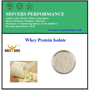 Grosses soldes! ! ! Isolation de protéines de lactosérum de bonne qualité