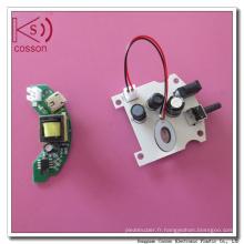 Pièce d'atomisation ultrasonique fournie par la manufacture