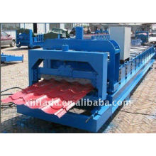 Step Steel Sheet Roll Forming Machine