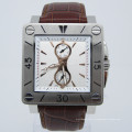 Vente chaude Fashion New Style Stainless Steel montre-bracelet (HL-CD006)