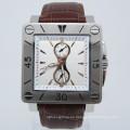 Reloj de acero inoxidable del estilo de la venta caliente de la manera nueva (HL-CD006)