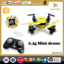 2.4G Racing micro drone with light