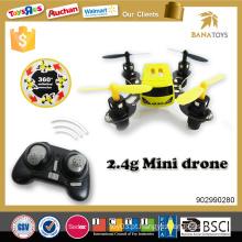 2.4G Racing micro drone com luz