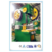 J21 Series Pneumatic Clutch Power Press/J21-80T C-Frame Fixed Bolster Presses
