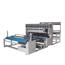 Professional Nonwoven Fabric Rolls Composite Embossing Ultrasonic Bedding Sheet Quilting Machine